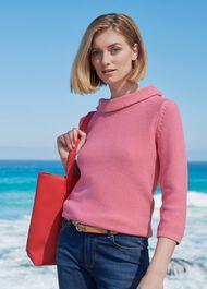 Camilla Sweater, Pale Pink, hi-res