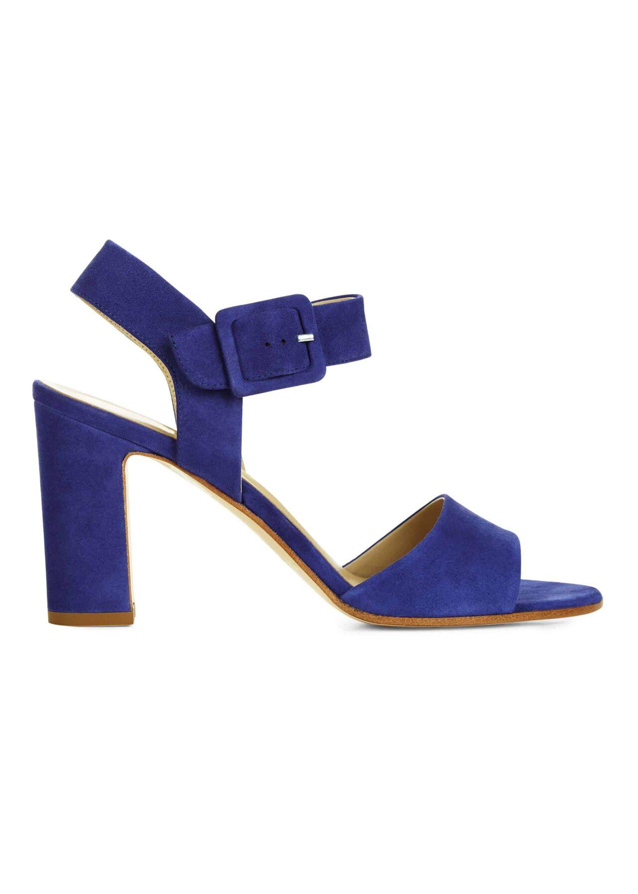 Rhian Sandal Iris Blue