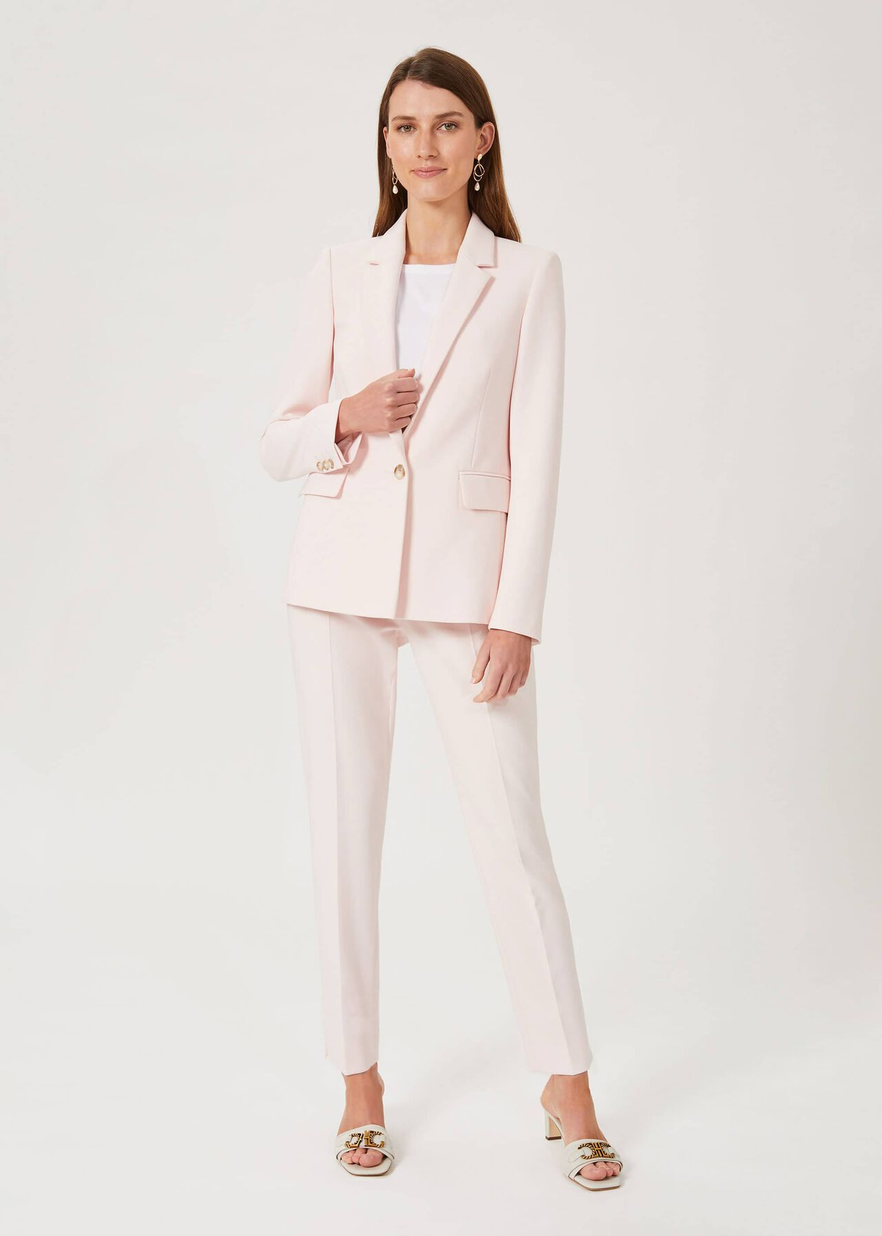 Kaia Tapered Trouser Suit, , hi-res