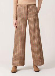 Juliet Trousers, Orange Multi, hi-res