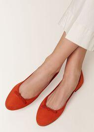 Flo Ballerina, Orange, hi-res