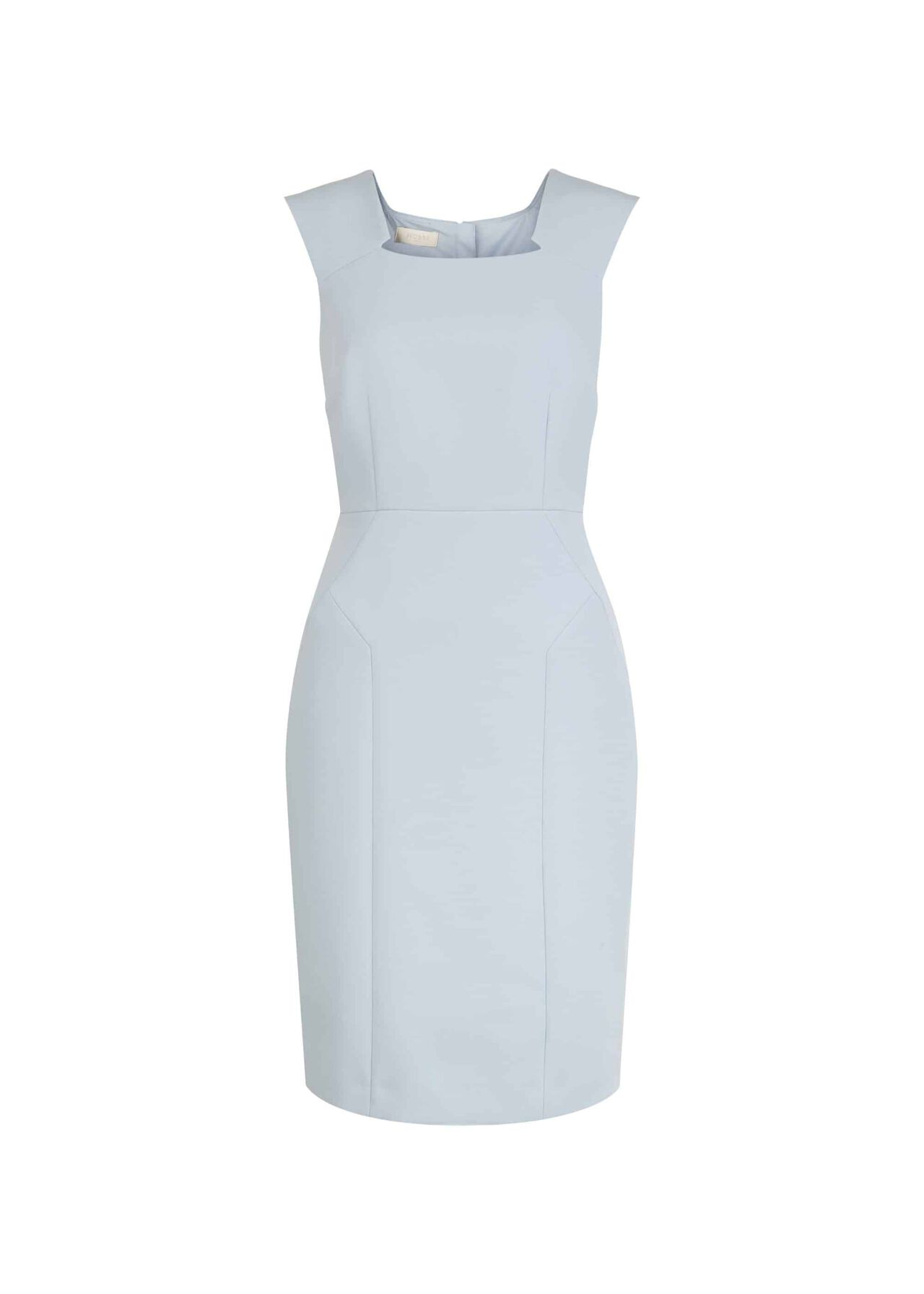 Harper Dress Pale Blue