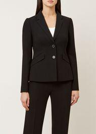 Mina Jacket, Black, hi-res