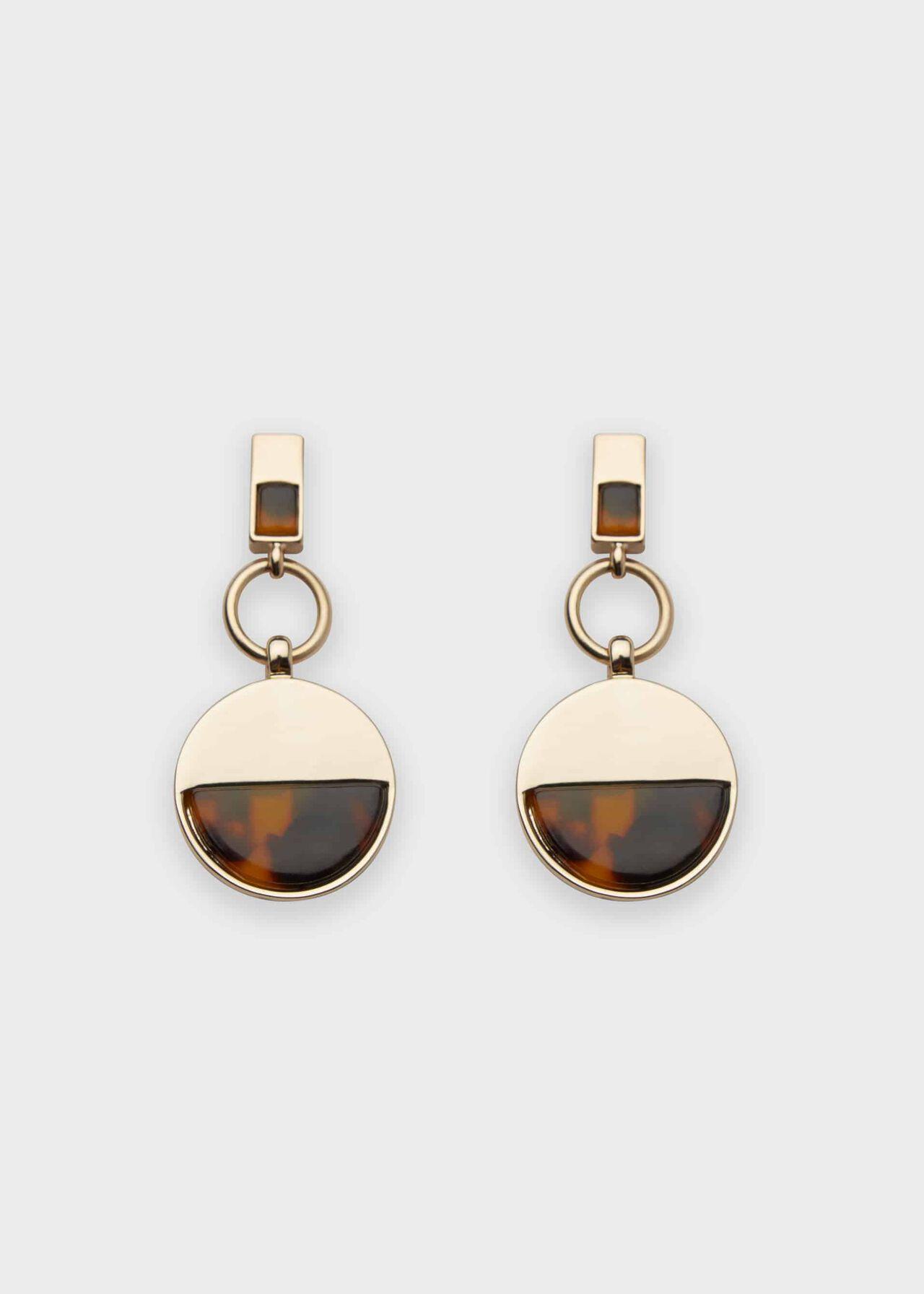 Hayden Earring, Gold, hi-res