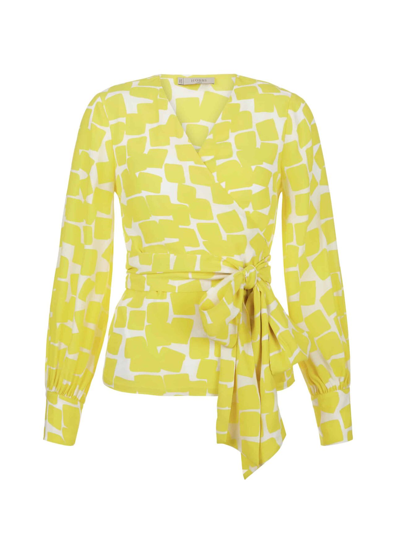 Tallulah Top Yellow Ivory