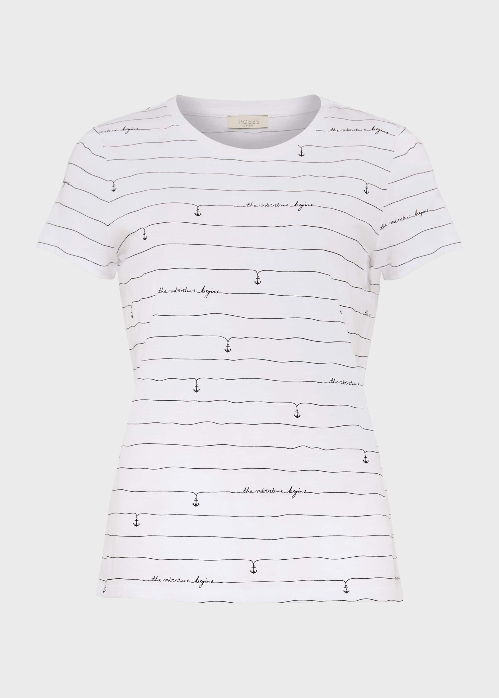 Short Sleeve Shirts LightRed Got Flute Tee Shirt