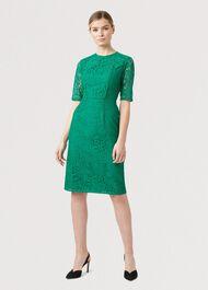 Penny Dress, Meadow Green, hi-res