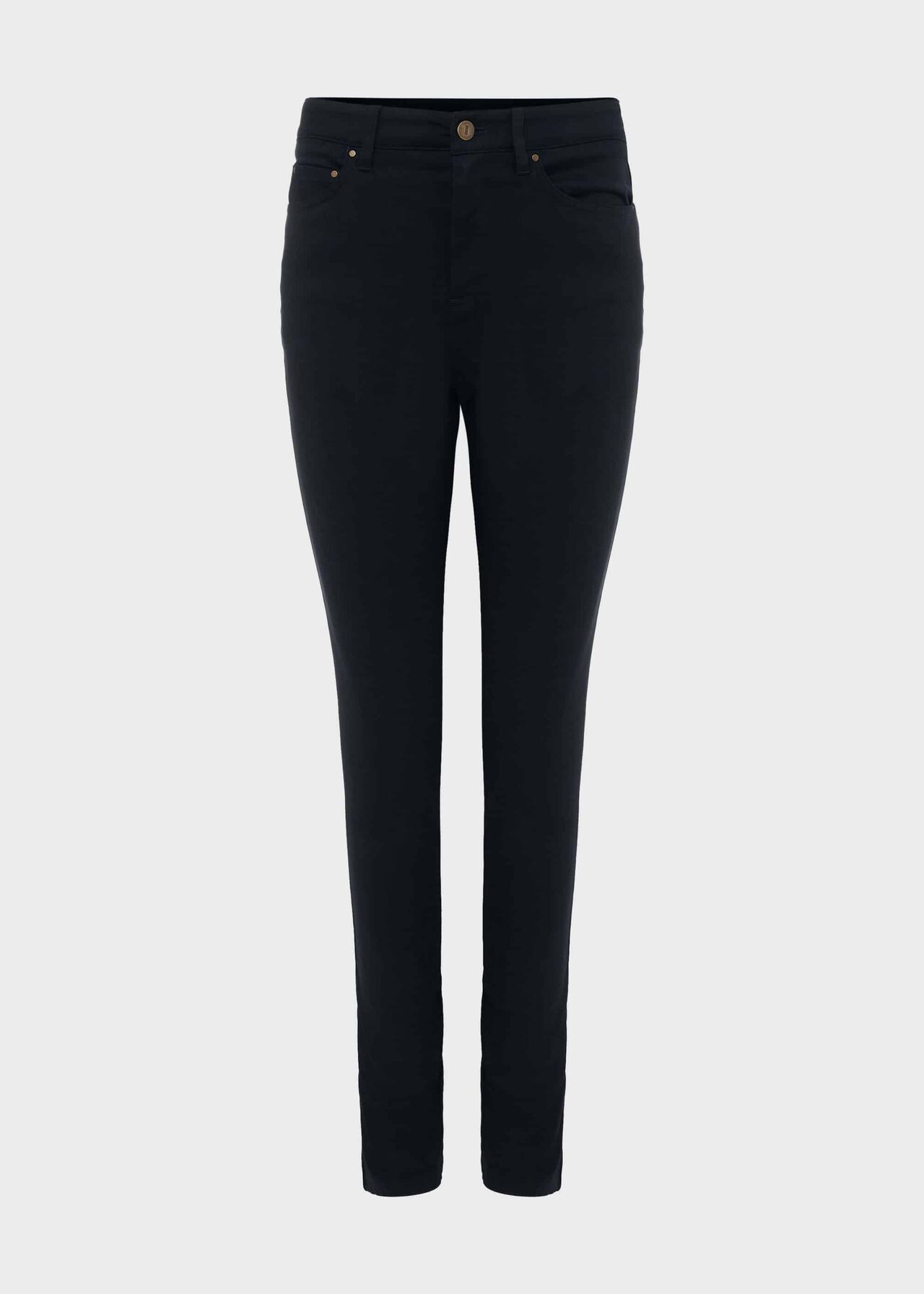 Gia Soft Touch Skinny Jeans, Navy, hi-res