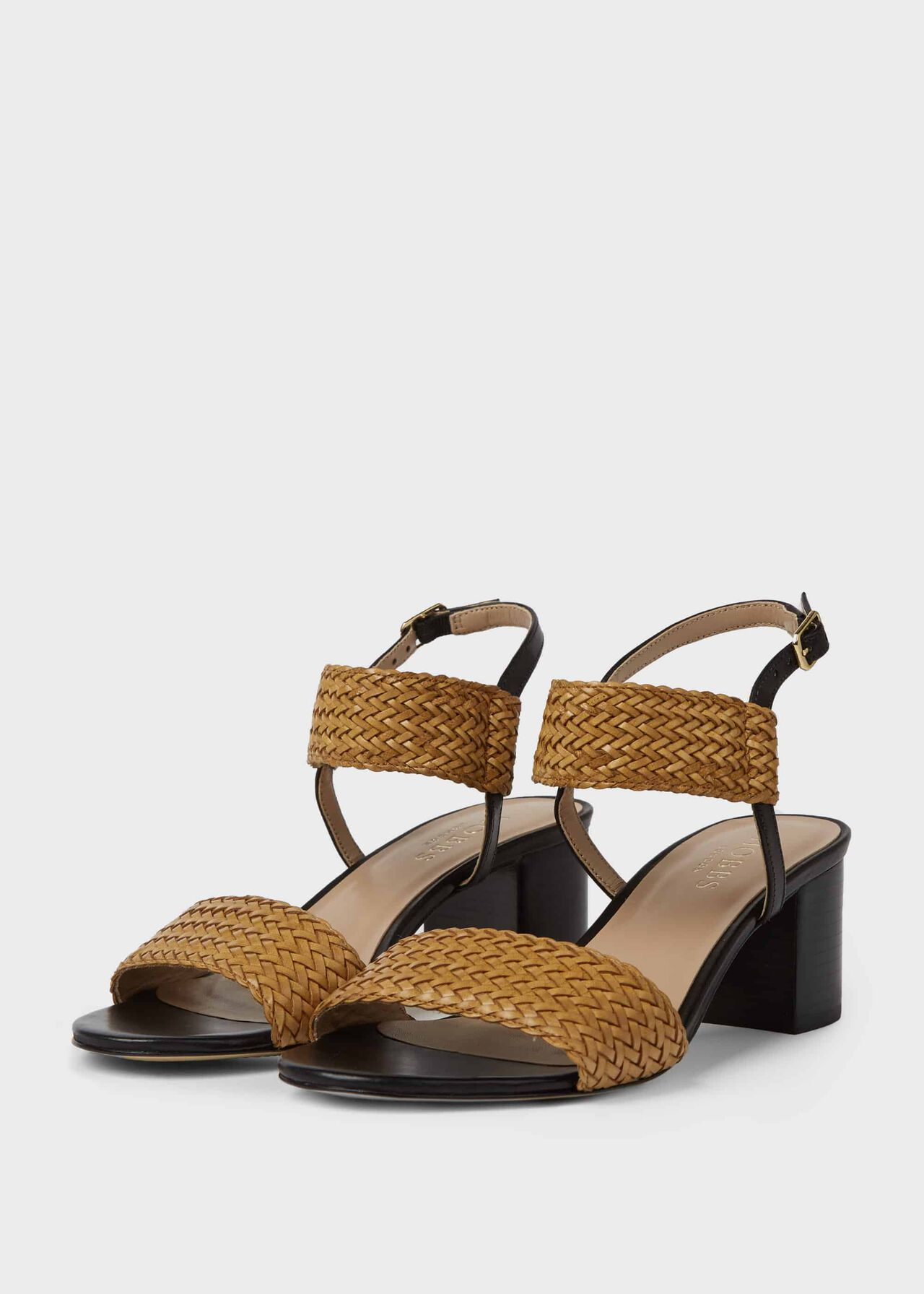 Lois Leather Sandals Tan