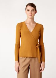 Isabelle Sweater, Honey Gold, hi-res