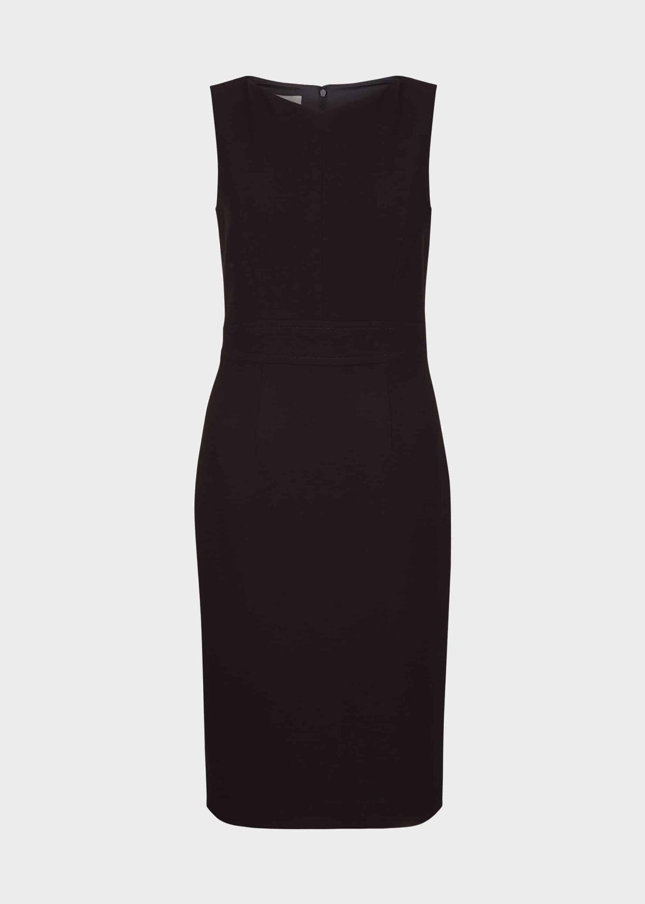 Petite Anne Dress Black