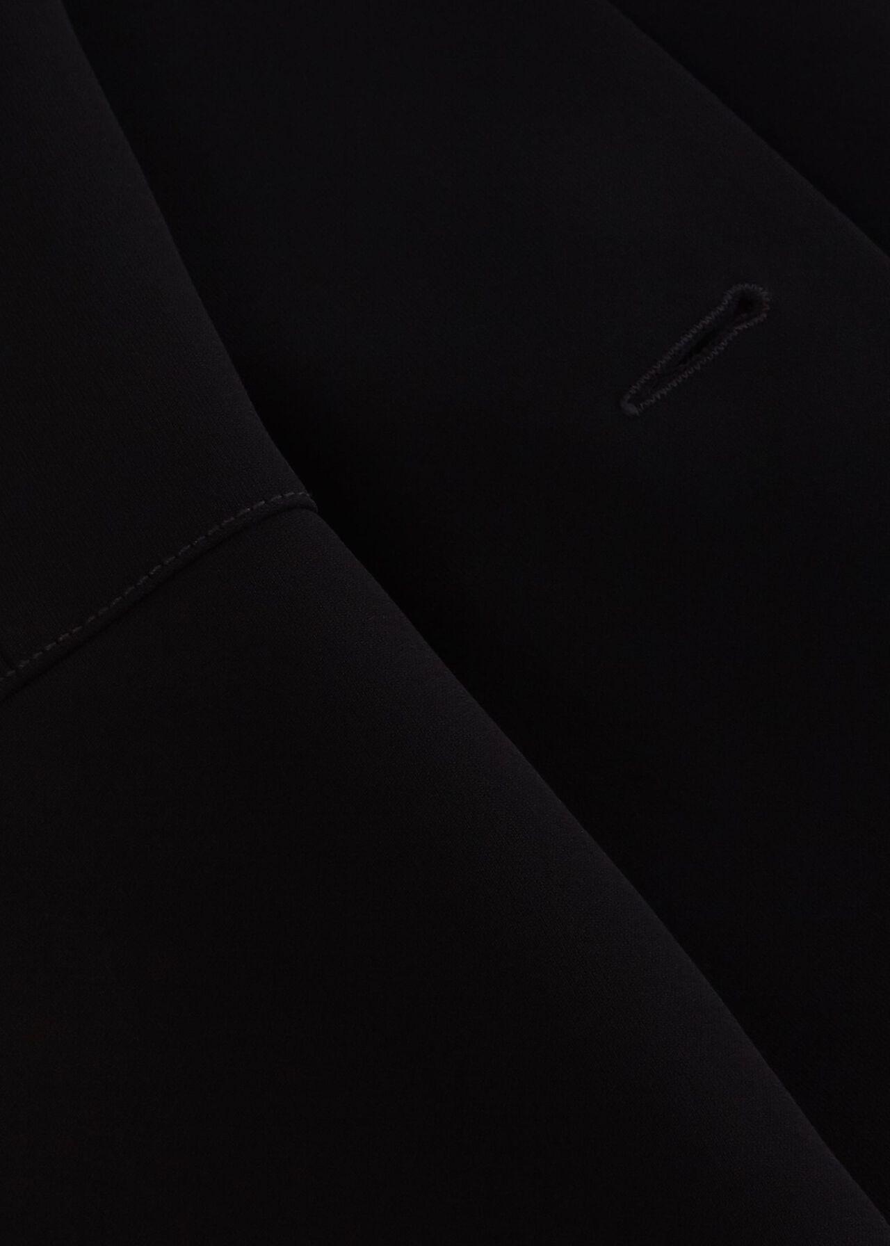 Jolie Scuplting Jacket, Black, hi-res