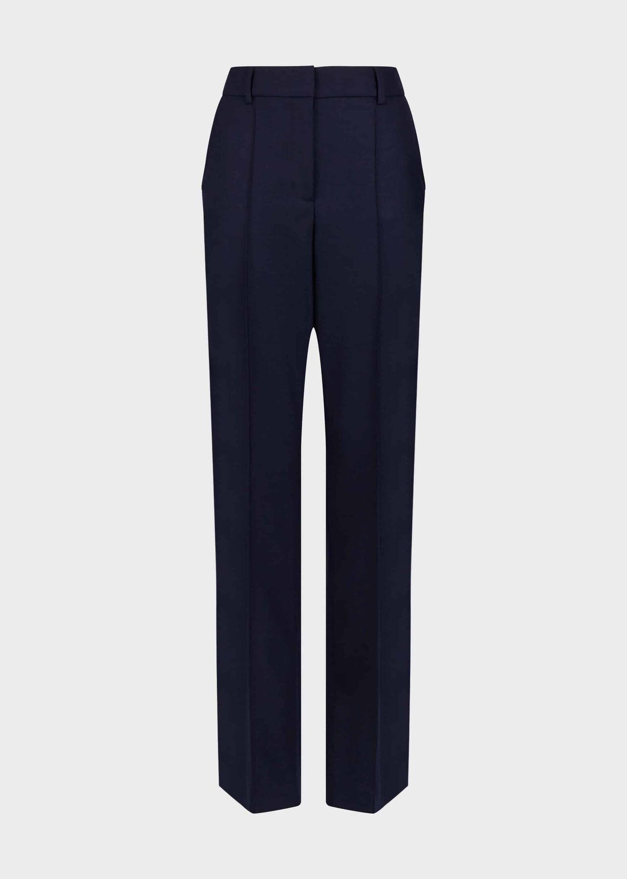 Martina Straight trousers With Stretch Navy