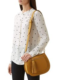 Faye Cross body, Ochre, hi-res