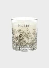 Hampstead Candle, White, hi-res