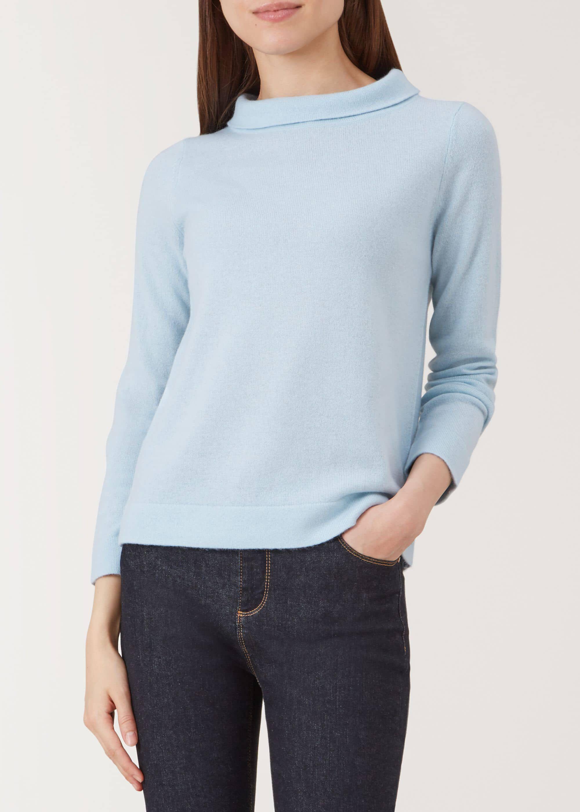 Audrey Wool Blend Sweater
