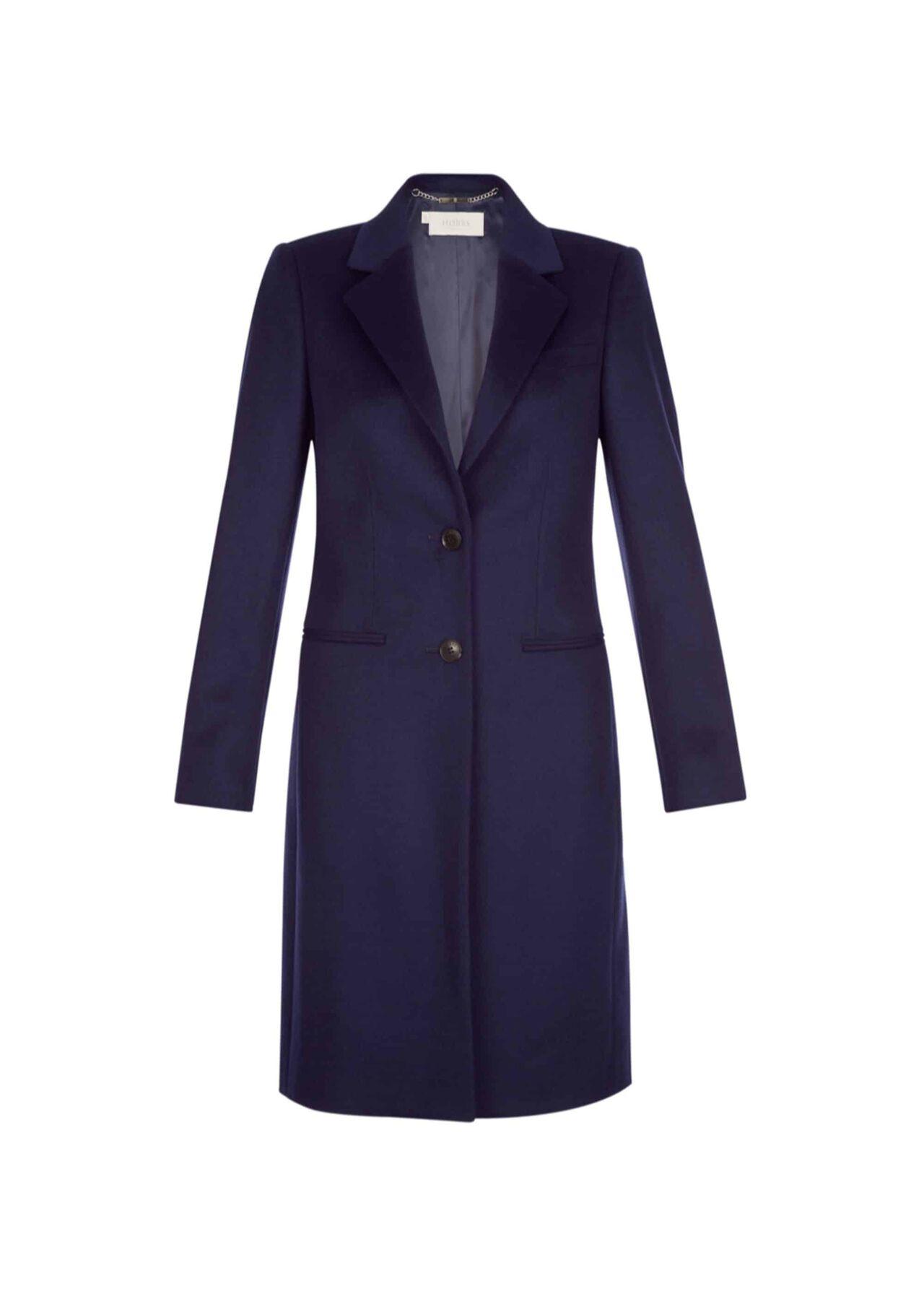 Petite Tilda Wool Coat French Navy