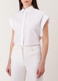 Susanna Shirt, White, hi-res
