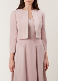 Elaine Jacket, Shell Pink, hi-res