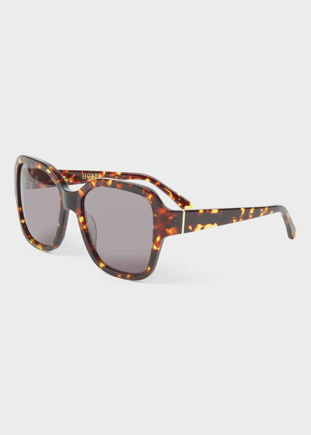 Lyra Tortoiseshell Sunglasses, Tortoiseshell, hi-res