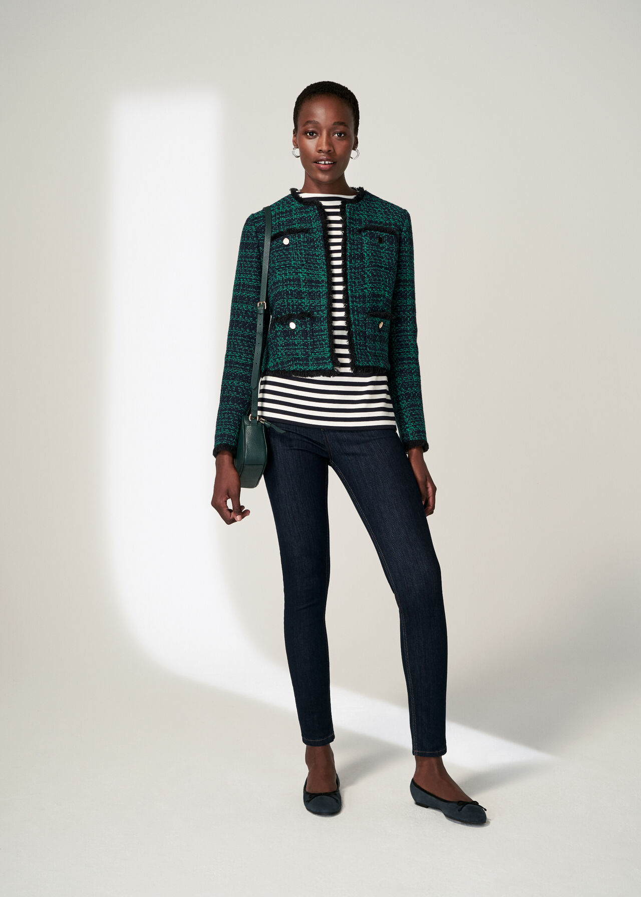 The Rosa Tweed Jacket Outfit, , hi-res