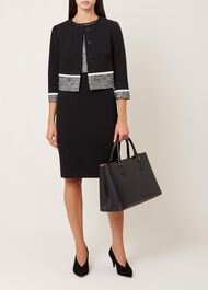 Robyn Jacket, Black Ivory, hi-res