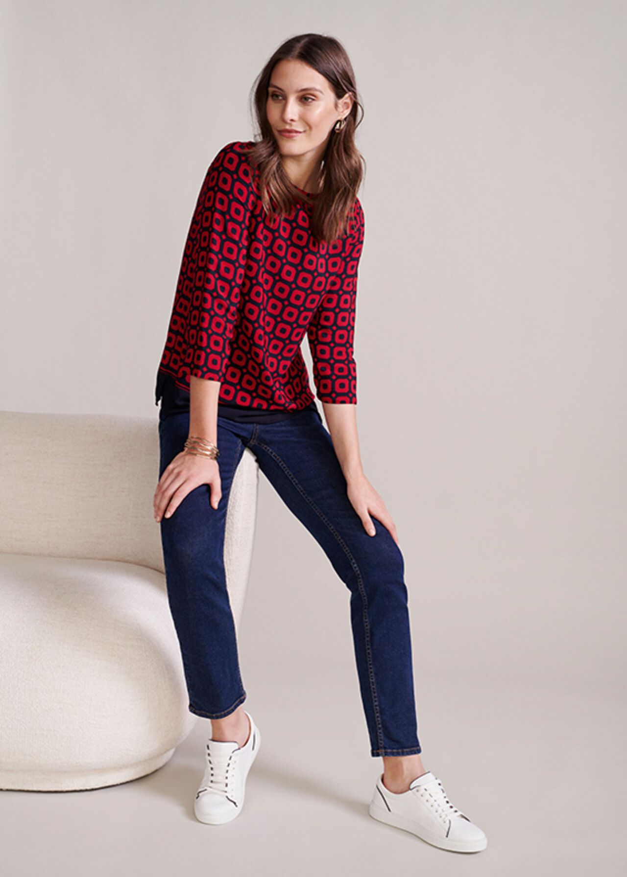 The Marcia Blouse Outfit, , hi-res