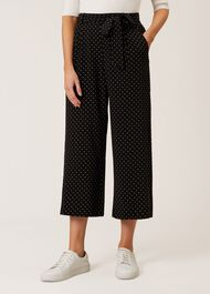 Penny Trousers, Black White, hi-res