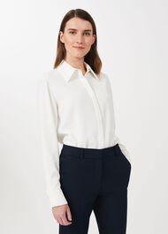 Eva Shirt, Ivory, hi-res
