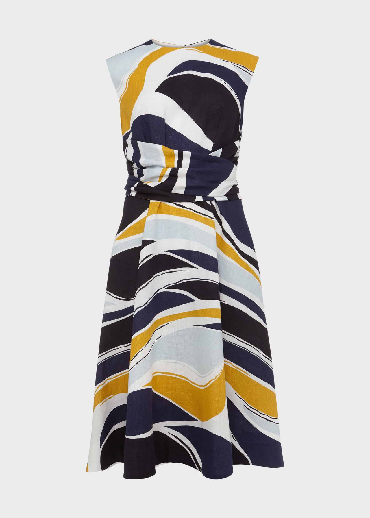 Petite Twitchill Dress Multi