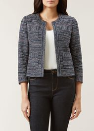 Cecelia Jacket, Blue Multi, hi-res