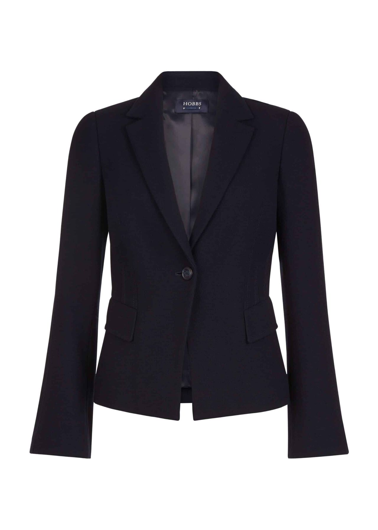 Alexandra Wool Jacket Navy