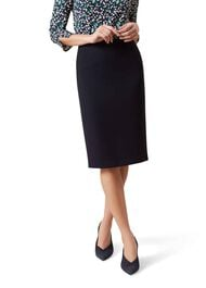 Kirsty Skirt, Navy, hi-res
