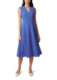 Avana Dress, Mist Blue, hi-res