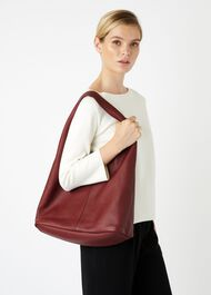 Lula Bag, Burgundy, hi-res