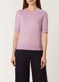 Paula Sweater, Lilac, hi-res