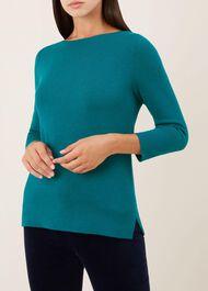 Cesci Sweater, Celadon Green, hi-res