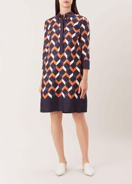 Aubery Dress, Multi, hi-res