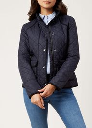 Nellie Jacket, Navy, hi-res
