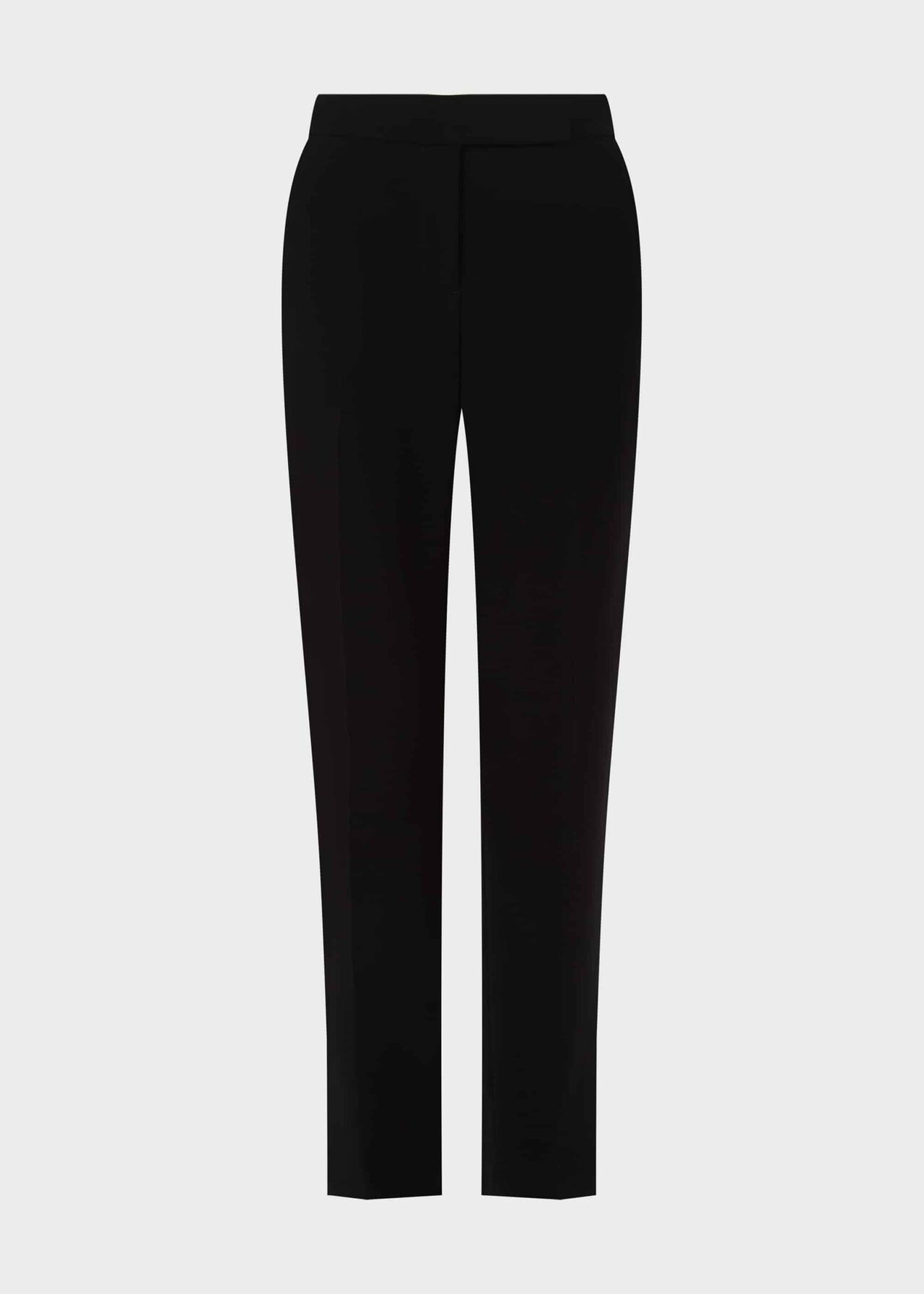 Petite Alva Tapered Trousers Black