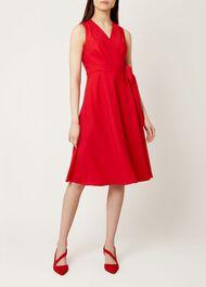 Andie Dress, Red, hi-res