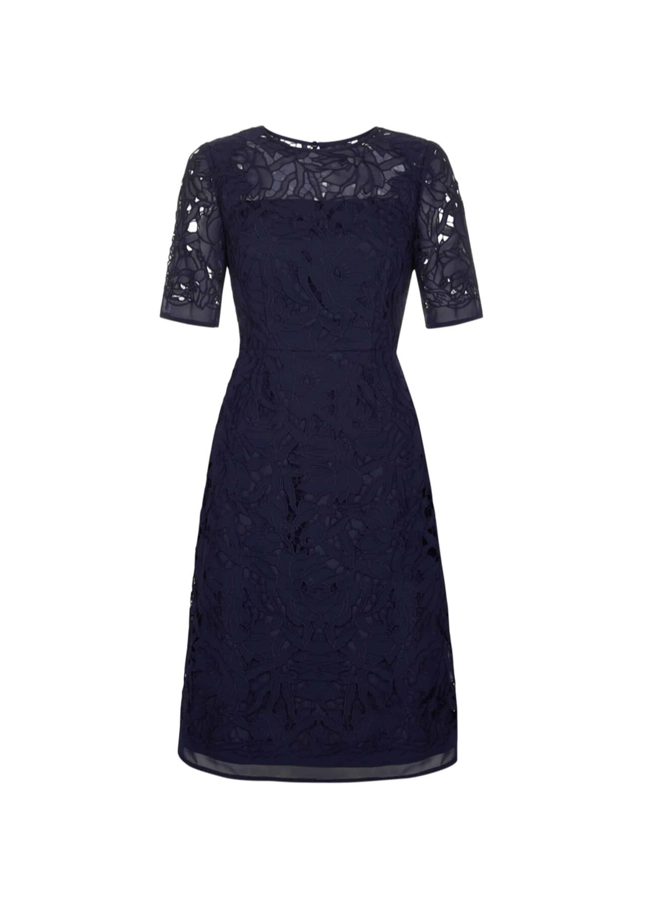 Mandy Dress French Navy