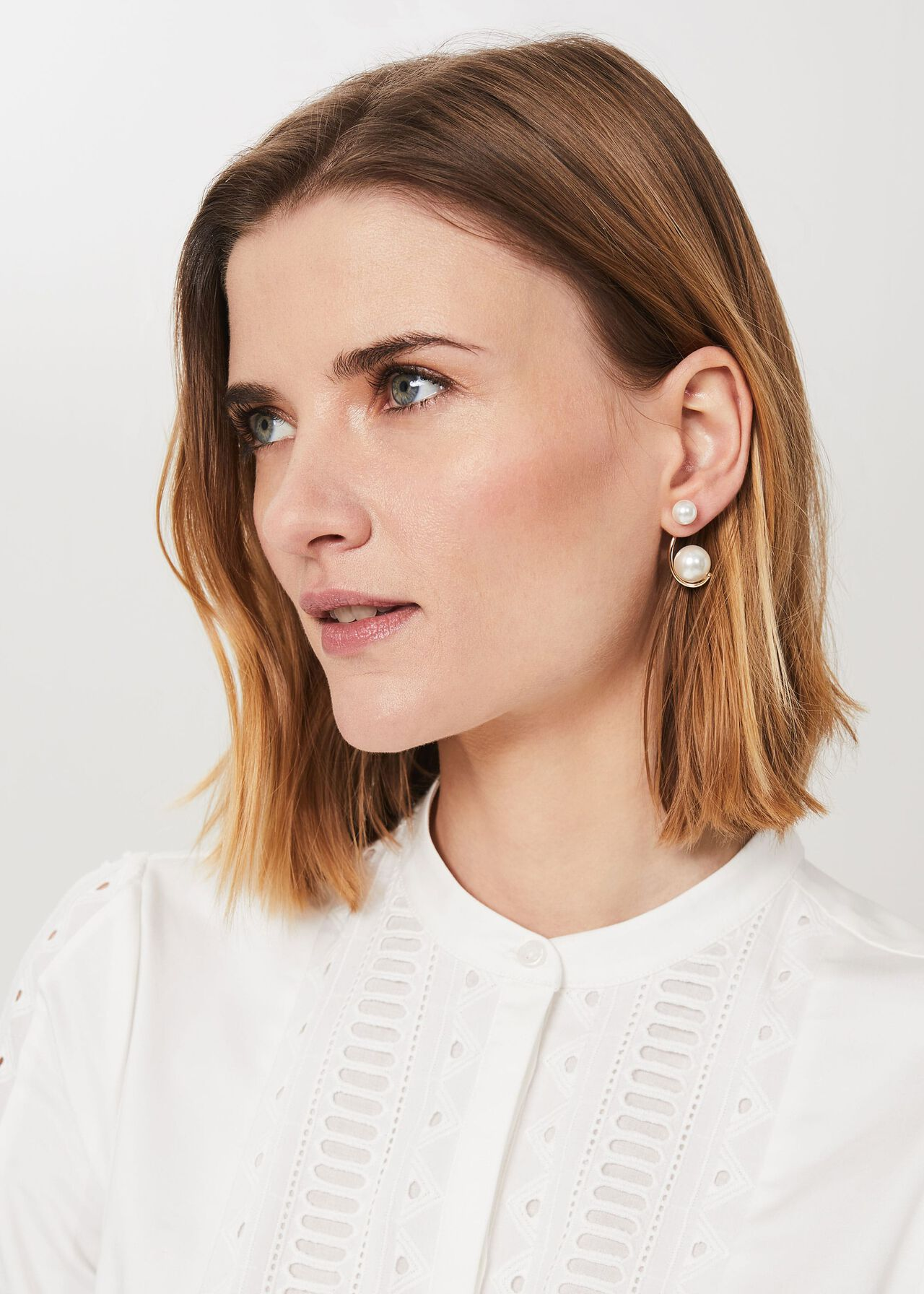 Robyn Earring, Gold, hi-res