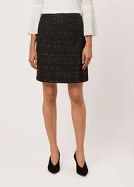 Gabriella Skirt, Black, hi-res