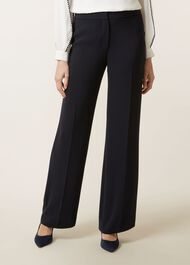 Christine Trousers, Navy, hi-res