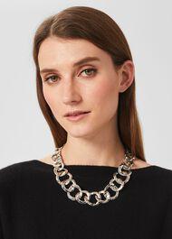 Corinna Necklace, Silver, hi-res