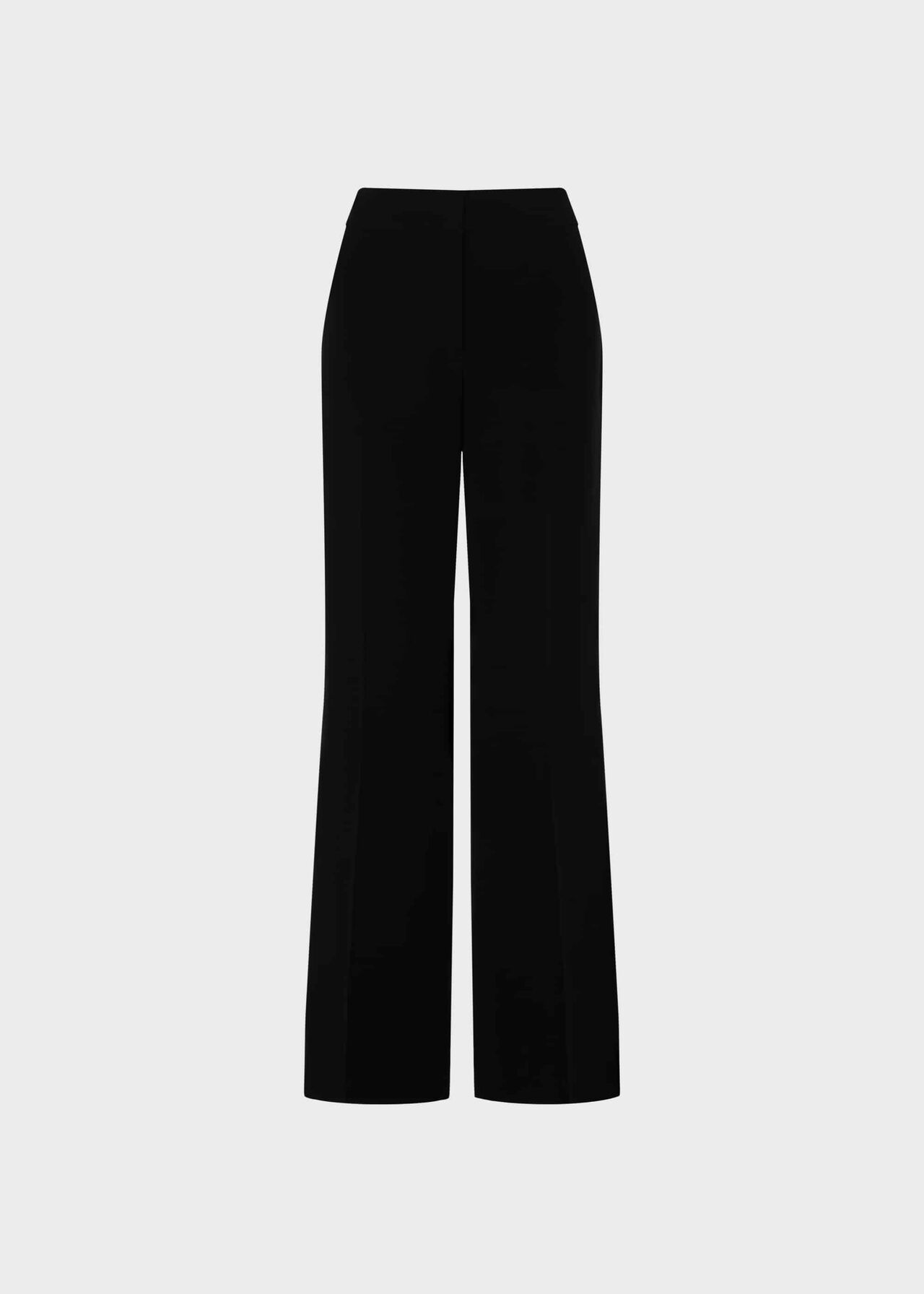 Petite Alva Wide trousers Black