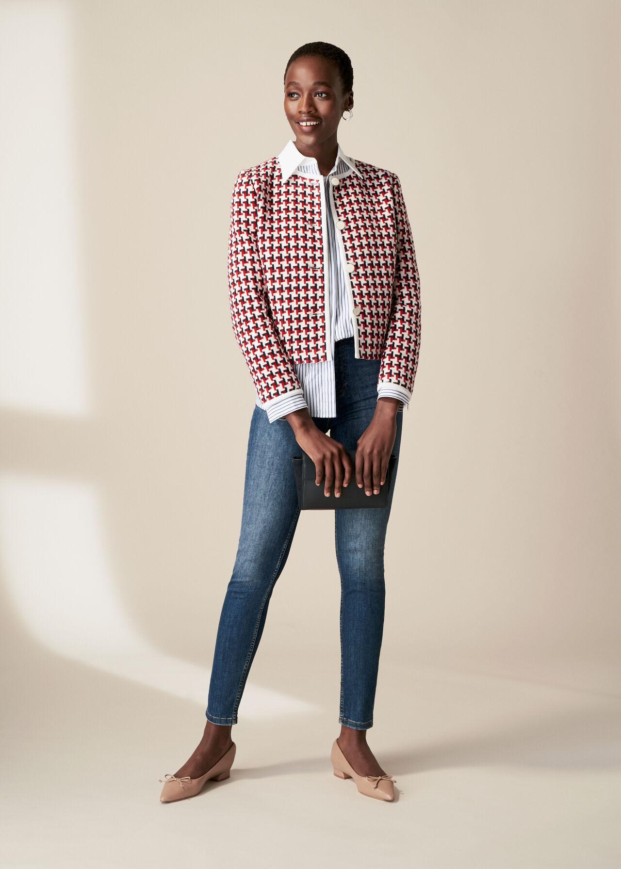 The Tafara Tweed Jacket Outfit, , hi-res