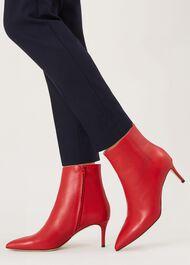 Bella Boot, True Red, hi-res