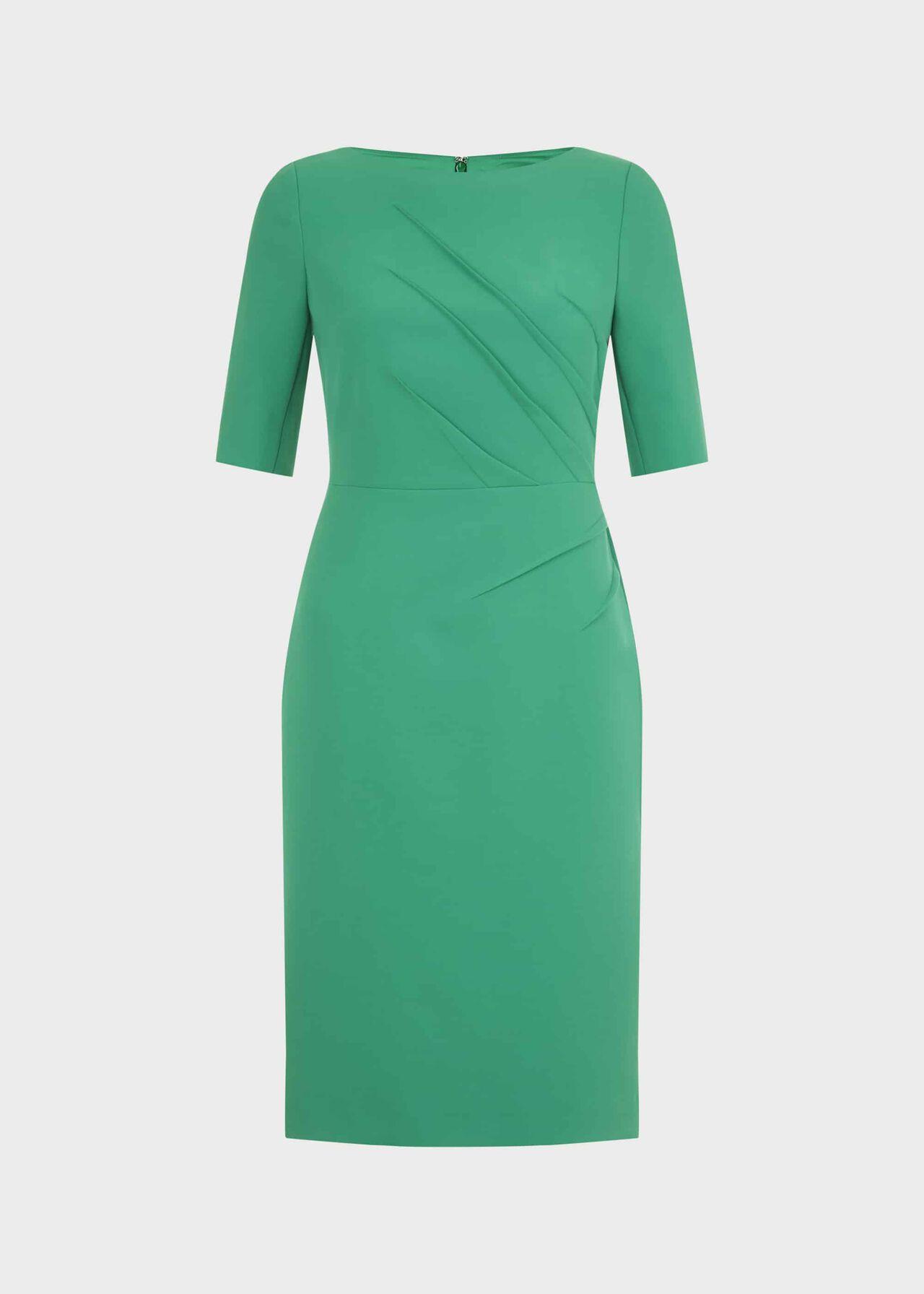 Geraldine Dress Green